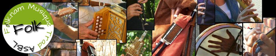 Folknam Musique Trad - Folk et trad à Namur